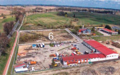 Działka przy ul. Bałtyckiej o powierzchni 1,39 ha