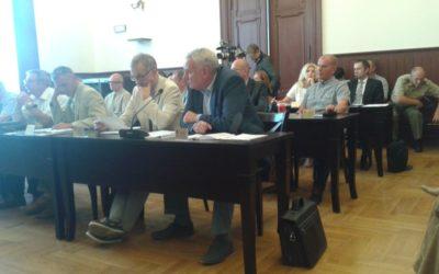 LVII sesja Rady Miejskiej w Kętrzynie