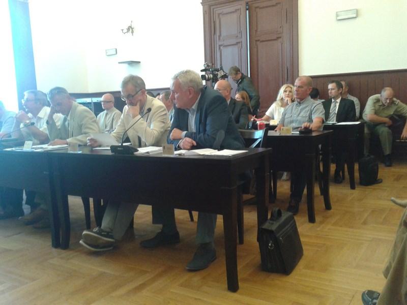 LIII sesja Rady Miejskiej w Kętrzynie