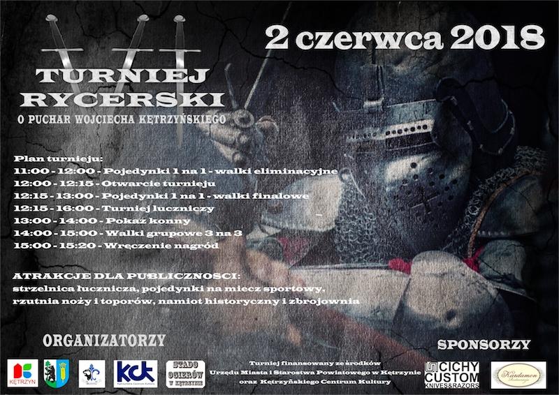 Turniej rycerski o puchar Wojciecha Kętrzyńskiego