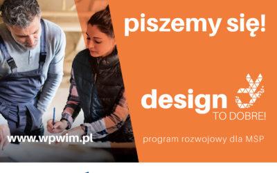 """Zapraszamy na spotkanie rekrutacyjno-networkingowe w Olsztynie! – """"Design to dobre"""""""