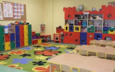 Kętrzyńskie maluszki-utworzenie nowych miejsc przedszkolnych w Gminie Miejskiej Kętrzyn