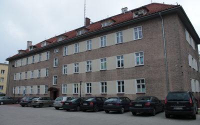 Adaptacja części pomieszczeń (na paterze) w budynku przy ul. Chrobrego 4 w Kętrzynie na lokale komunalne
