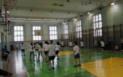Doposażenie szkół podstawowych Gminy Miejskiej Kętrzyn w sprzęt i pomoce dydaktyczne oraz remont Sali gimnastycznej w Szkole Podstawowej nr 1