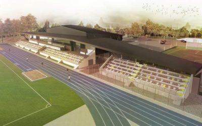 Transgraniczne Centrum Kultury Fizycznej – przebudowa stadionu miejskiego w Kętrzynie (część lekkoatletyczna).