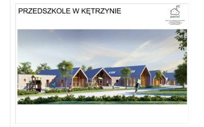 Budowa przedszkola przy ul. Wierzbowej w Kętrzynie