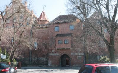 Zachowanie dziedzictwa kulturowego dzięki renowacji Zamku krzyżackiego wraz z jego otoczeniem