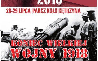 Mazurski piknik militarny WALKIRIA 2018