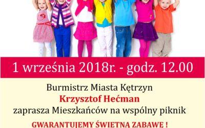 Park rozrywki przy ul. Poznańskiej – 1 września ZAPRASZAMY !
