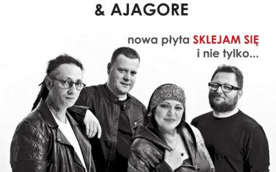 Koncert GRAŻYNA ŁOBASZEWSKA & AJAGORE 27.09.2018 20:00 – Zapraszamy.