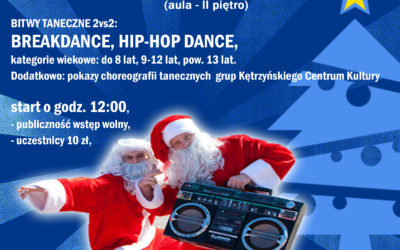Hip Hop Christmas Party 22.12.2018 11:00