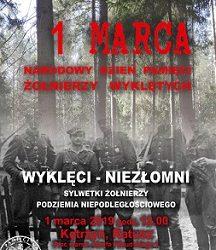 1 marca Narodowy Dzień Żołnierzy Wyklętych
