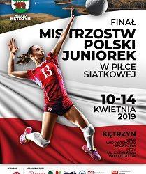 Finał Mistrzostw Polski Juniorek w Kętrzynie !