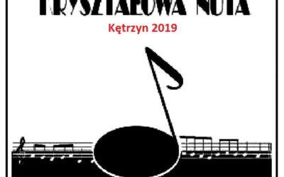 XV Ogólnopolski Przegląd Piosenki Kryształowa Nuta 2019