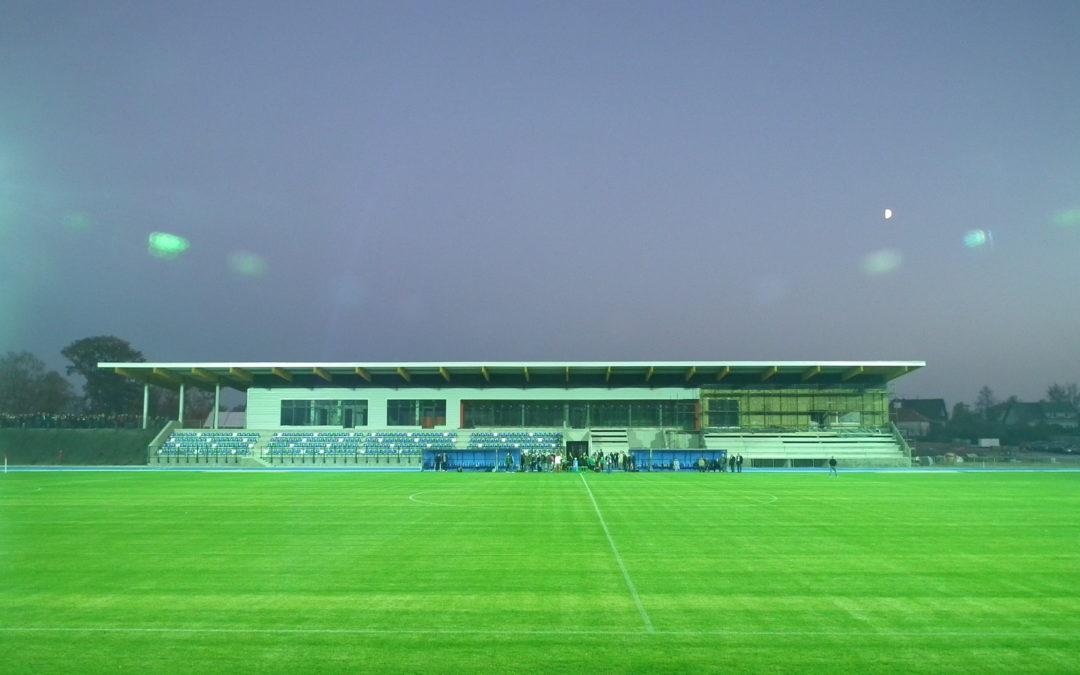 Miasto Kętrzyn z ponad 3 milionami na dofinansowanie stadionu!