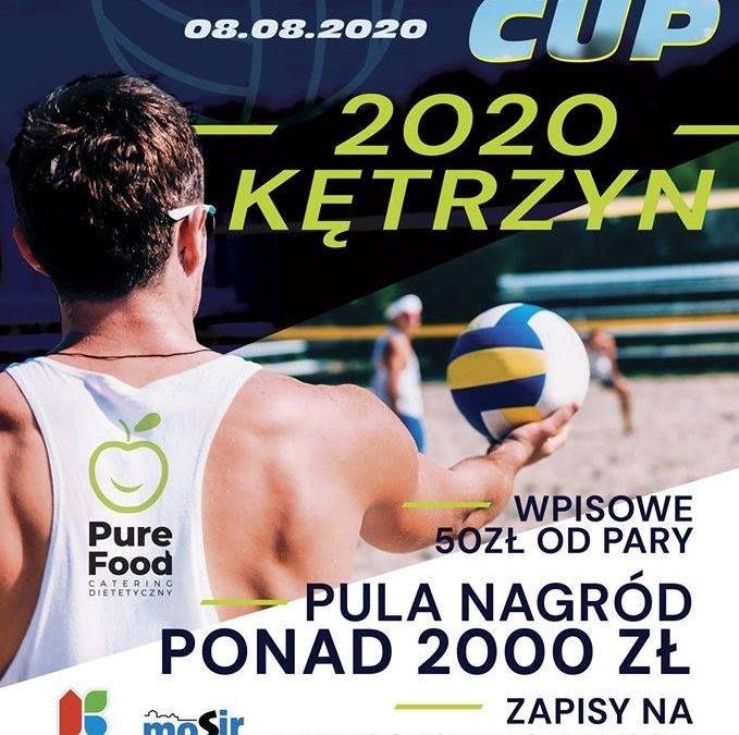PUREFOOD CUP 2020 KĘTRZYN – 8 sierpnia 2020