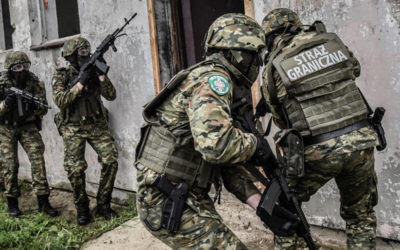 Nabór do Służby w Warmińsko – Mazurskim Oddziale Straży Granicznej