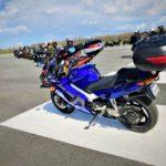 na fotografii znajdują się motocykle
