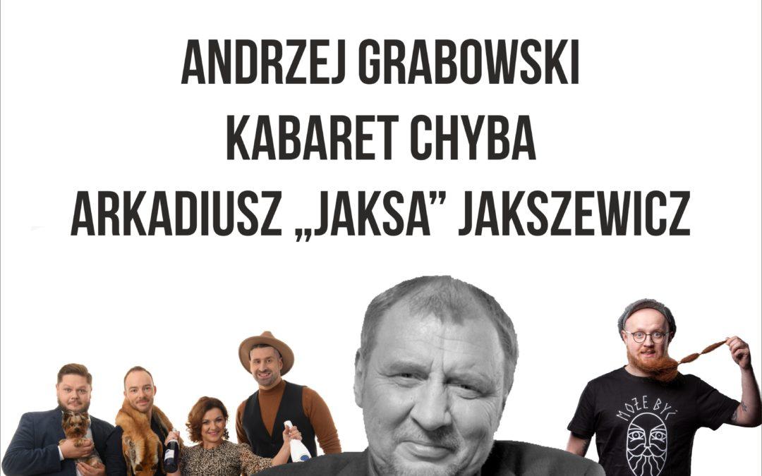 Zapraszamy na Kętrzyński Wieczór Komediowy