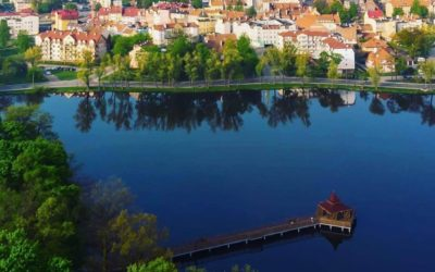 Informacje o kolejnym etapie zmian organizacji ruchu wokół kętrzyńskiego jeziorka