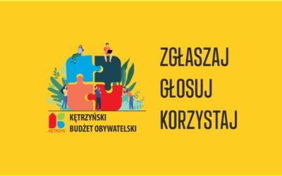 Kętrzyński Budżet Obywatelski na rok 2022