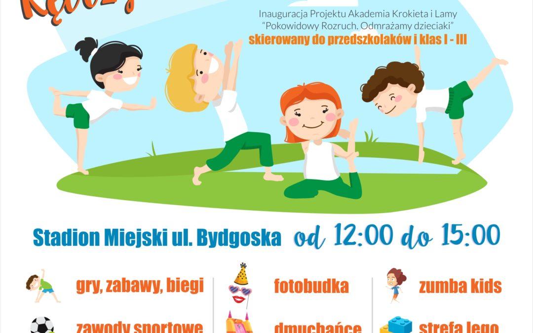 Zapraszamy na Kętrzyński Piknik Sportowy !