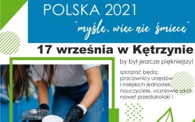 Sprzątanie świata POLSKA 2021